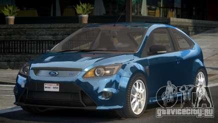 Ford Focus RS PSI V1.0 для GTA 4