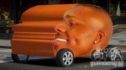 Dababy Car для GTA 4