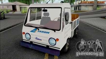 Multicar Tarom Baggage Handler для GTA San Andreas
