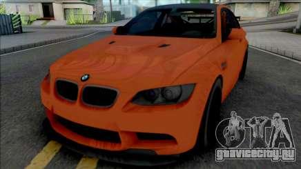 BMW M3 GTS [Fixed] для GTA San Andreas