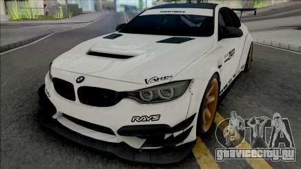 BMW M4 GTS Varis 2016 для GTA San Andreas