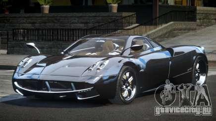 Pagani Huayra SP-S для GTA 4