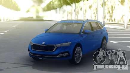 Skoda Octavia Estate 2020 для GTA San Andreas