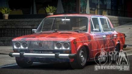 VAZ 2106 BS Drift S5 для GTA 4