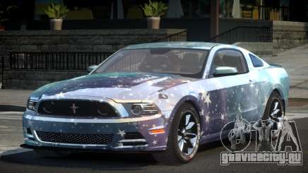 Ford Mustang 302 SP Urban S9 для GTA 4