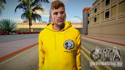 Timo Werner для GTA San Andreas
