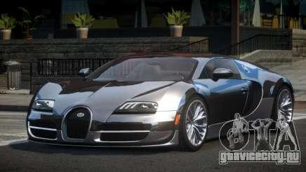 Bugatti Veyron US для GTA 4