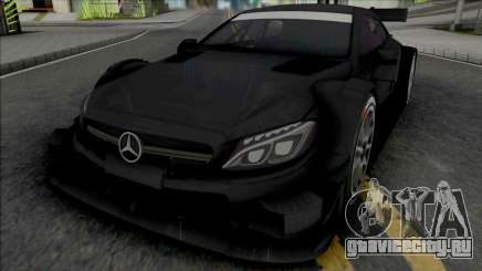 Mercedes-AMG C63 DTM для GTA San Andreas