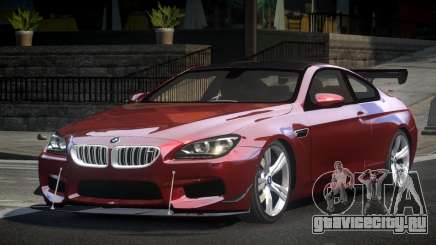 BMW M6 F13 PSI Tuning для GTA 4