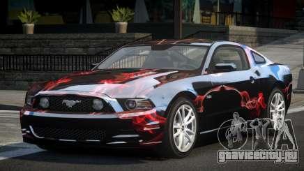 Ford Mustang GT BS-R L10 для GTA 4