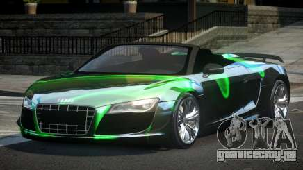 Audi R8 SP Roadster PJ7 для GTA 4