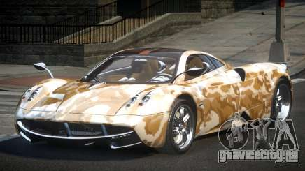 Pagani Huayra SP-S L7 для GTA 4