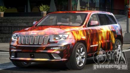 Jeep Grand Cherokee U-Style S10 для GTA 4