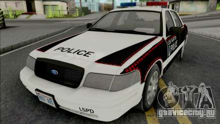 Ford Crown Victoria 2011 Bosnian Livery Style для GTA San Andreas