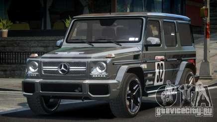 Mercedes-Benz G65 PSI S5 для GTA 4