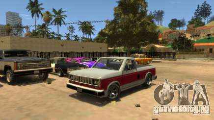 Bobcat SA для GTA 4