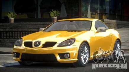 Mercedes-Benz SLK 55 GS V1.0 для GTA 4