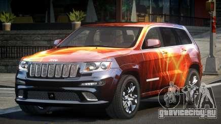 Jeep Grand Cherokee U-Style S5 для GTA 4