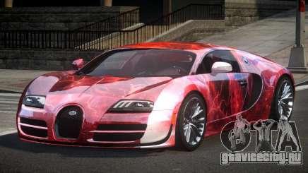 Bugatti Veyron US S7 для GTA 4