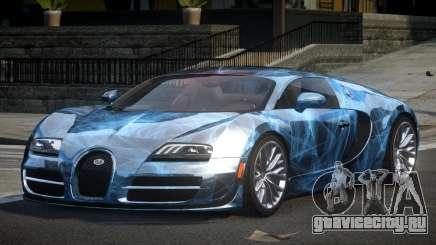 Bugatti Veyron US S10 для GTA 4