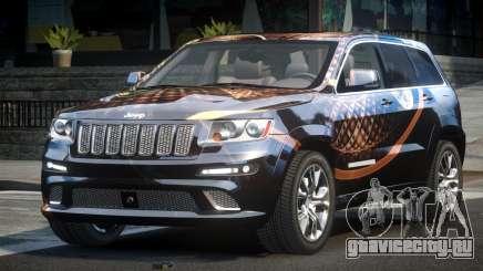 Jeep Grand Cherokee U-Style S3 для GTA 4