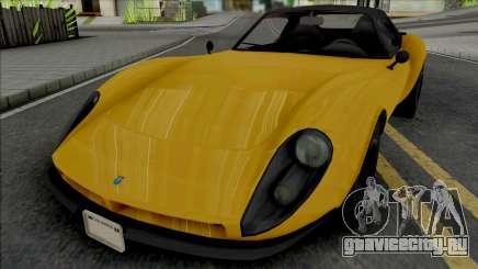 Grotti Stinger для GTA San Andreas