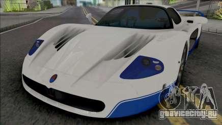 Maserati MC12 [HQ] для GTA San Andreas