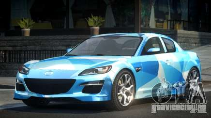 Mazda RX-8 SP-R S8 для GTA 4