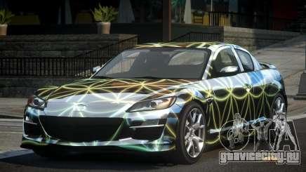 Mazda RX-8 SP-R S3 для GTA 4
