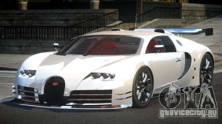 Bugatti Veyron GS-S для GTA 4