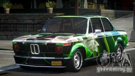 BMW 2002 PSI Drift S4 для GTA 4