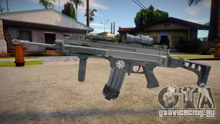 CZ-805 (good textures) для GTA San Andreas