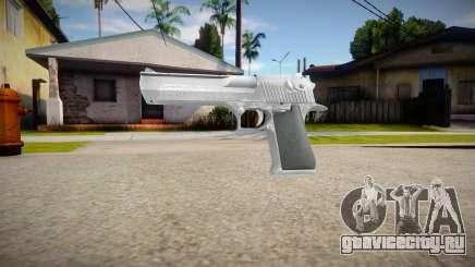 Desert Eagle 50AE для GTA San Andreas