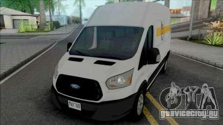 Ford Transit 2016 Post Op для GTA San Andreas