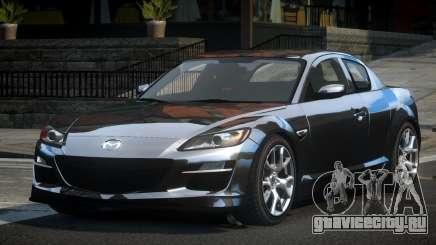 Mazda RX-8 SP-R для GTA 4