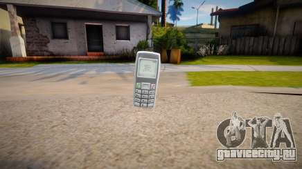Phone from GTA IV для GTA San Andreas