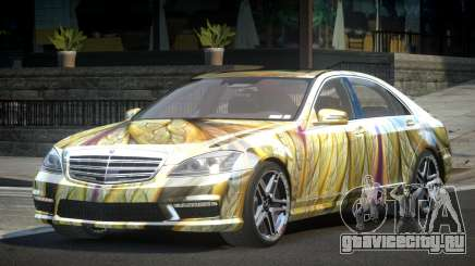 Mercedes-Benz S65 US S4 для GTA 4