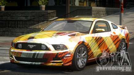 Ford Mustang GT BS-R L6 для GTA 4