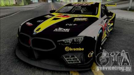 BMW M8 GTE 2018 (Real Racing 3) для GTA San Andreas