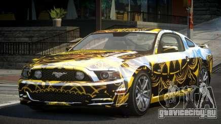 Ford Mustang GT BS-R L9 для GTA 4