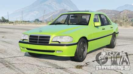 Mercedes-Benz C 200 Elegance (W202) 1998〡add-on v1.2 для GTA 5