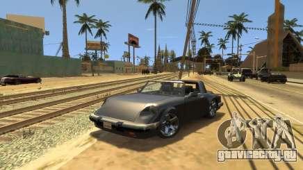 Comet SA для GTA 4