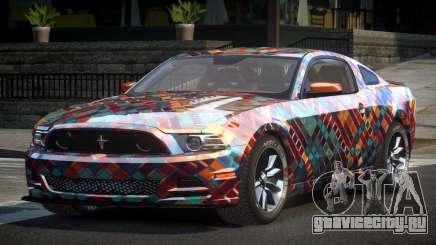Ford Mustang 302 SP Urban S2 для GTA 4