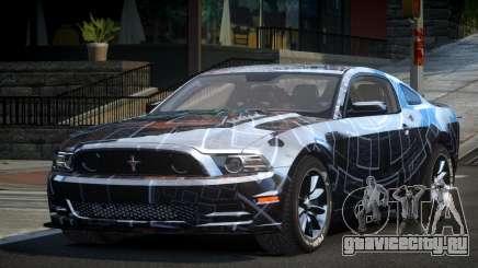 Ford Mustang 302 SP Urban S7 для GTA 4