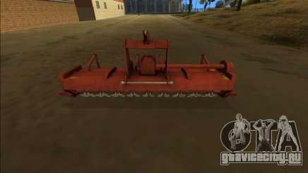 Gurbaz Rotavator для GTA San Andreas
