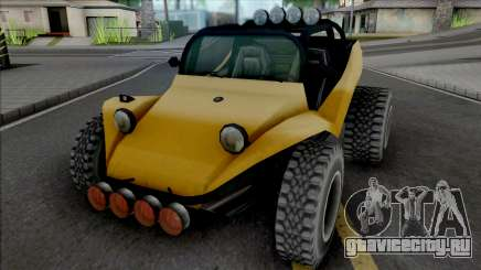GTA Gorillaz 19-2000 (Color Style) для GTA San Andreas