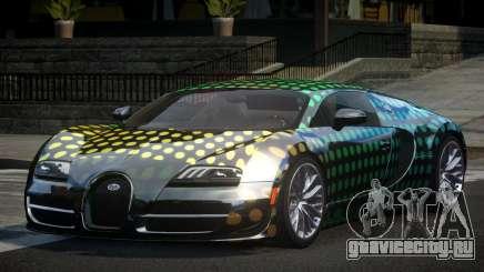 Bugatti Veyron US S1 для GTA 4
