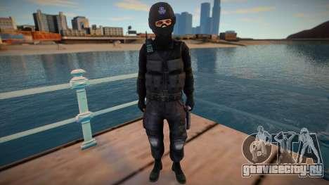 Новый спецназовец для GTA San Andreas