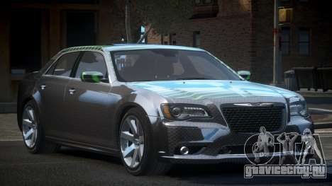 Chrysler 300C SP-R S5 для GTA 4