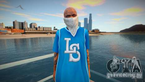 Latinos vla3 для GTA San Andreas